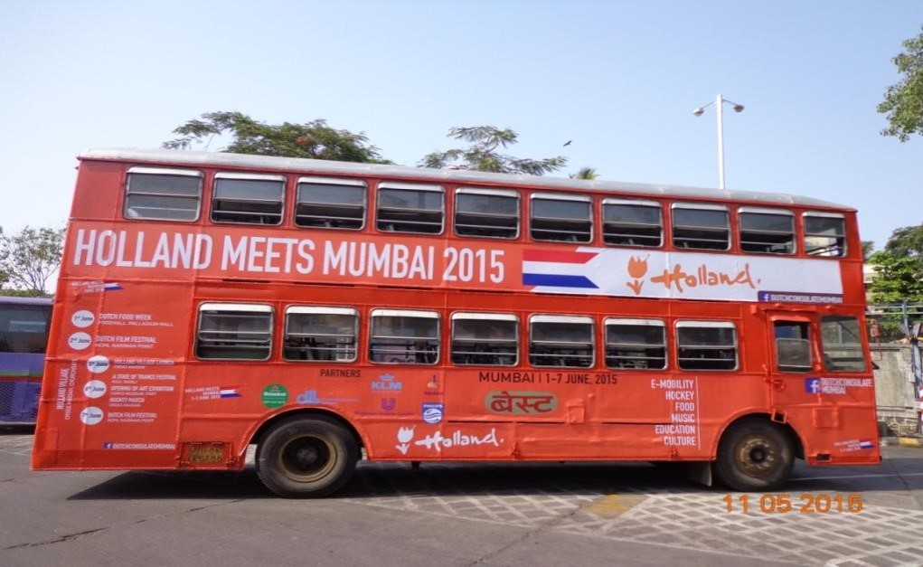 Vehicle Wrap Cost >> Mumbai-Double Decker Bus Advertisement, Book ads on Mumbai-Double Decker Bus